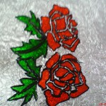 Glass Paintings Ohp Sheet