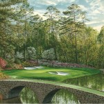 Golf Pictures Art Course And Paintings