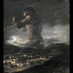 Goya Black Paintings Were Altered Restorer The Times