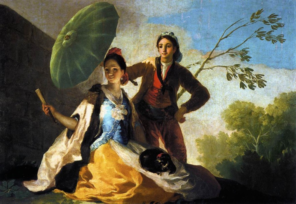 Goya Lucientes Francisco Artist Oil Painting China Paintings