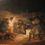 Goya Painting The Prado Museum Graphics Code Francisco