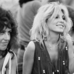 Grace Slick And Sally Mann Woodstock Babe Walker White Girl