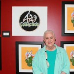 Grace Slick Attend Exhibit Her Artwork Saturday San Diego