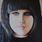 Grace Slick Painting Martin Schmidt Fine Art Prints