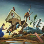 Great Depression Thomas Hart Benton Regionalist Painter