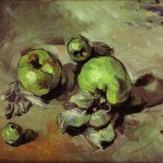 Green Apples Paul Zanne Painting Gallery