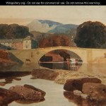 Greta Bridge Yorkshire John Sell Cotman Wikigallery The