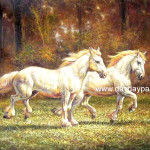 Handmade Horse Paintings For Sale Buy Online Hhp