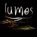 Harry Potter Light Painting Lumos Graphy Image
