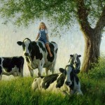 Have You Ever Tried Ride Cow The Hard Part Finding Way