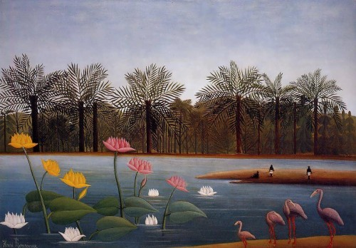 Henri Rousseau About Our Paintings Each Hand Painted Oil Painting