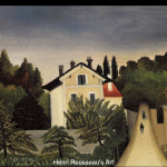 Henry Rousseau Paintings Gallery