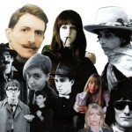 Here Pipe Collage Containing Bunch Artists Musicians That