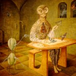Here Remedios Varo Famous Painting Creation The Birds
