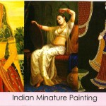Heritage India Indian Miniature Paintings Post Cards