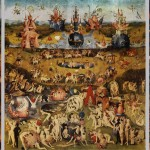 Hieronymus Bosch And The Devil Guts Art Duh