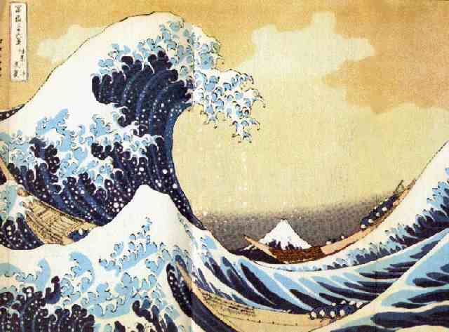 Hokusai And Japanese Art