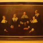 Holland Haarlem Frans Hals Museum Oil Painting
