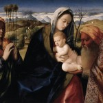 Holy Conversation Giovanni Bellini Wikipaintings