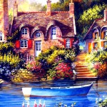 Home Art Painting Back Index Jim Mitchell