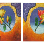 Home Blog Flowers Famous Flower Paintings Oil Canvas