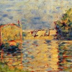 Home Paintings Georges Seurat River
