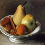 Home Paintings Pablo Picasso Fruit Bowl