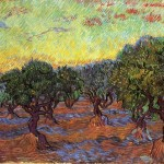 Home Paintings Vincent Van Gogh Olive