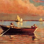 Home Paintings Winslow Homer Gloucester