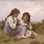 Hood Idyll William Adolphe Bouguereau Wikipaintings