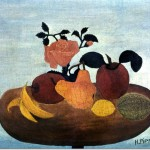Horace Pippin The Warped Table Still Life