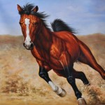 Horse Oil Paintings Painting Animals