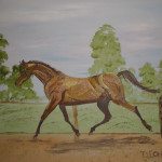 Horse Paintings Oil Painting Gallery