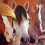 Horse Paintings Old Master