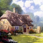 How Store Canvas Oil Painting