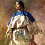 Howard Terpning American Painter The Plain Native Americans
