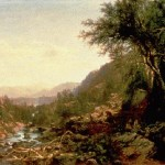 Hudson River School Landscape Paintings Will Become Traveling