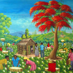 Image From Haiti Sell Art Support School Global Voices