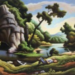 Img Thomas Hart Benton Paintings