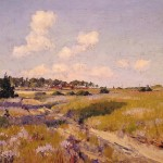 Impressionism Oil Painting Paintings Afternoon