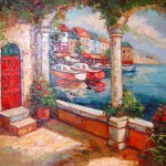 Impressionist Oil Paintings Brought You Art Post Gallery