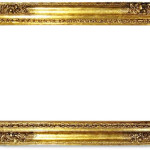 Inch Franklin High Quality Picture Frame Oil Paintings Frames