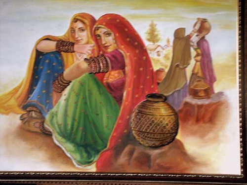 Indian Art Just For You