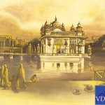 Indian Oil Canvas Paintings And Wedding Accessories