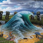 Inspirational Surreal Paintings Cuded
