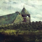 Island Church Jamie Wyeth Wikipaintings