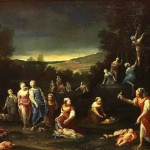 Italian Baroque Painter Francesco Albani And His Famous Paintings