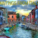 Italy Paintings Screenshot