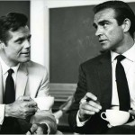 Jack Lord And Sean Connery