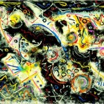 Jackson Pollock Limits Just Edges